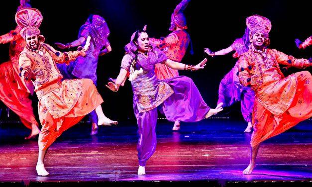 Bhangra Music and Dance