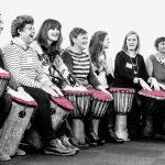 The Drum Jam – Percussive Team building