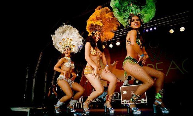 Brazilian Carnival Performances