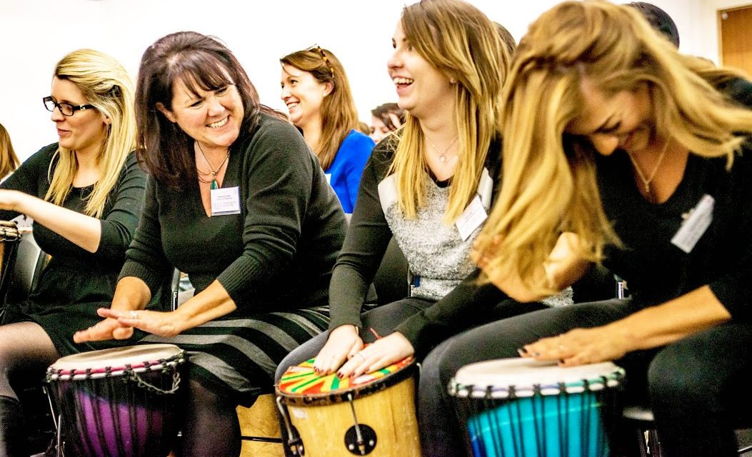 Sounds of Africa – African Drumming Teambuilding